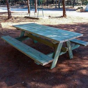 Mesa picnic Modelo Modular