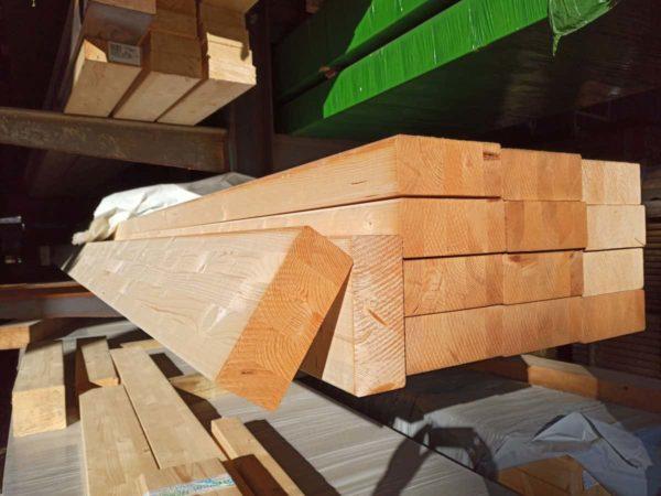 viga de madera